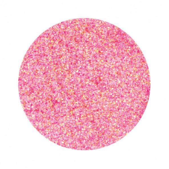 rainbow-glitter-dust-salmon-1-by-Fantasy-Nails