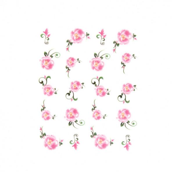 pegatinas-al-agua-pink-rose-1-by-Fantasy-Nails