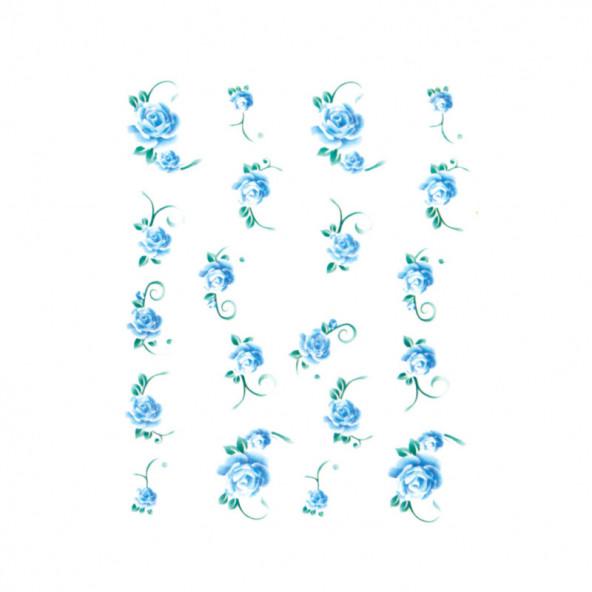 pegatinas-al-agua-blue-rose-1-by-Fantasy-Nails