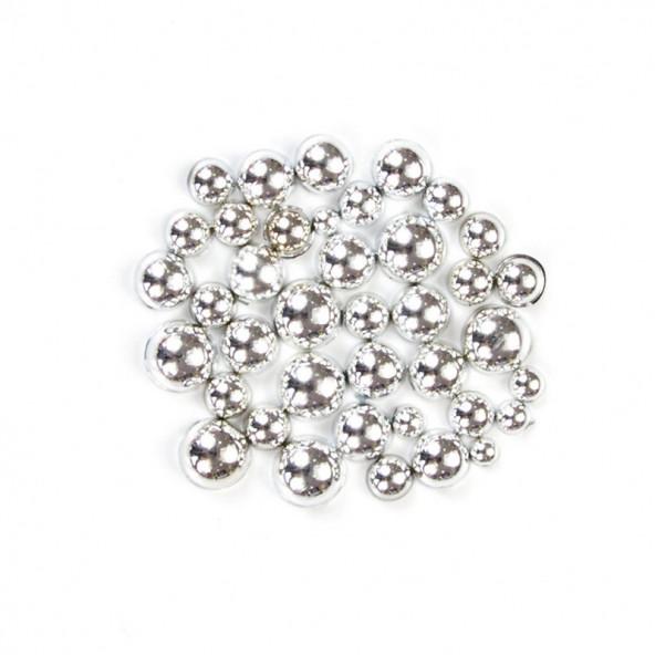 mixed-pearls-silver-1-by-Fantasy-Nails