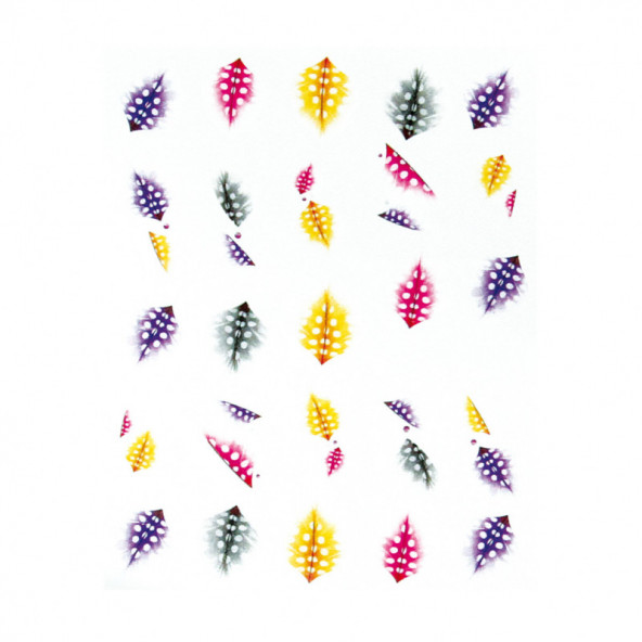 pegatinas-al-agua-plumas-variadas-1-by-Fantasy-Nails
