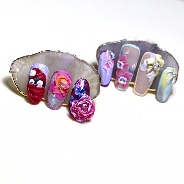 salon-nail-art-modelling-clay-1-by-Fantasy-Nails