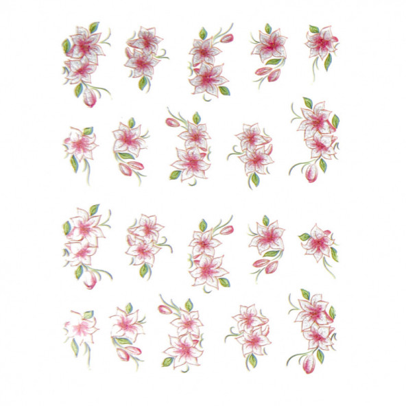 pegatinas-en-relieve-flower-silver-pink-1-by-Fantasy-Nails