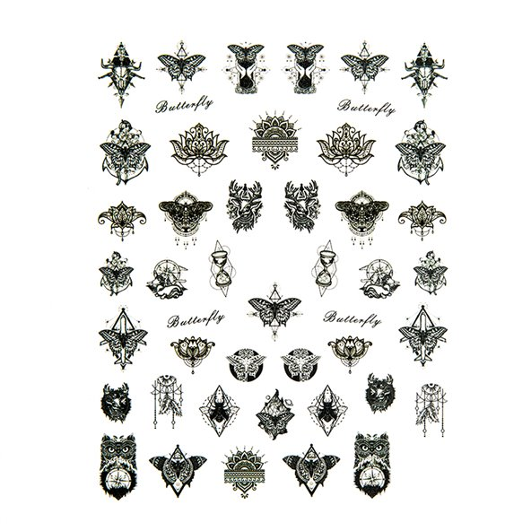 decoracion-pegatinas-trend-stickers-butterfly-1-by-Fantasy-Nails
