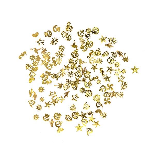 decoracion-deco-plana-gold-ocean-1-by-Fantasy-Nails