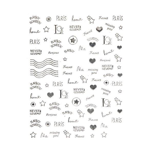 decoracion-pegatinas-text-stickers-paris-silver-1-by-Fantasy-Nails