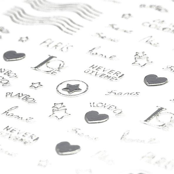 decoracion-pegatinas-text-stickers-paris-silver-2-by-Fantasy-Nails
