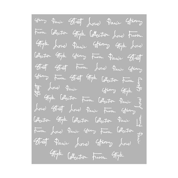 decoracion-pegatinas-text-stickers-style-white-1-by-Fantasy-Nails