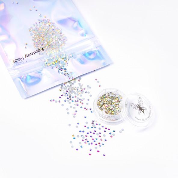 decoracion-crystal-rhinestones-crystal-ab-3-by-Fantasy-Nails