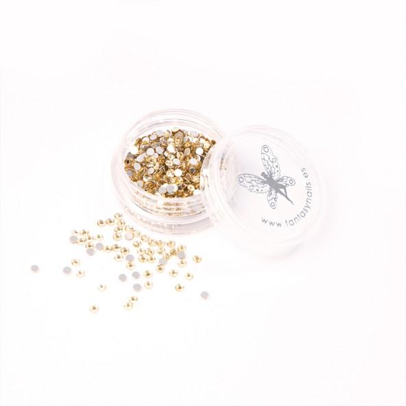 decoracion-crystal-rhinestones-light-gold-2-by-Fantasy-Nails