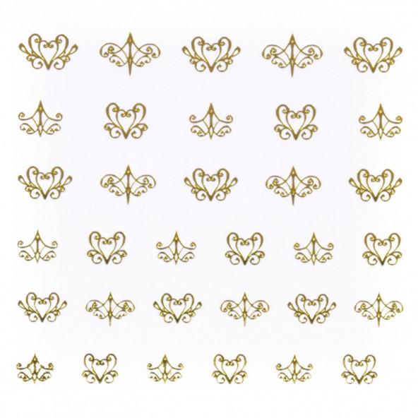 pegatinas-al-agua-superslim-foil-gold-1-1-by-Fantasy-Nails