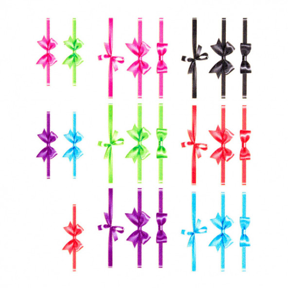 pegatinas-al-agua-en-relieve-ribbons-lazos-1-by-Fantasy-Nails