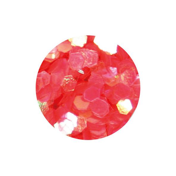 hexagonos-hot-pink-1-by-Fantasy-Nails
