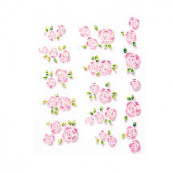 pegatinas-en-relieve-rosas-rosa-1-by-Fantasy-Nails