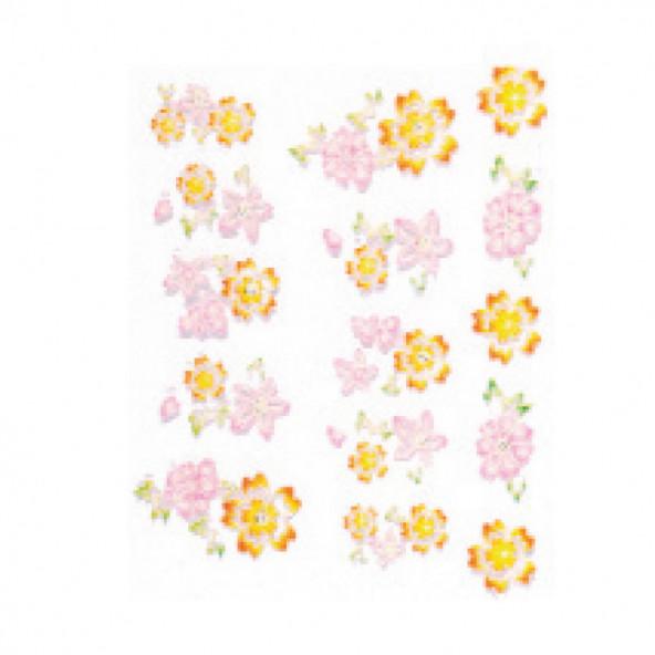 pegatinas-en-relieve-flores-amarillas-1-by-Fantasy-Nails