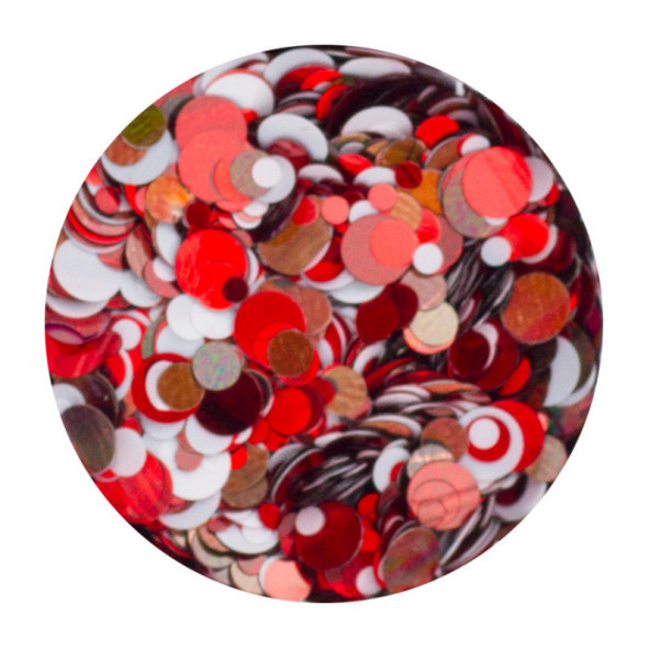 circles-mix-red-bronze-white-1-by-Fantasy-Nails