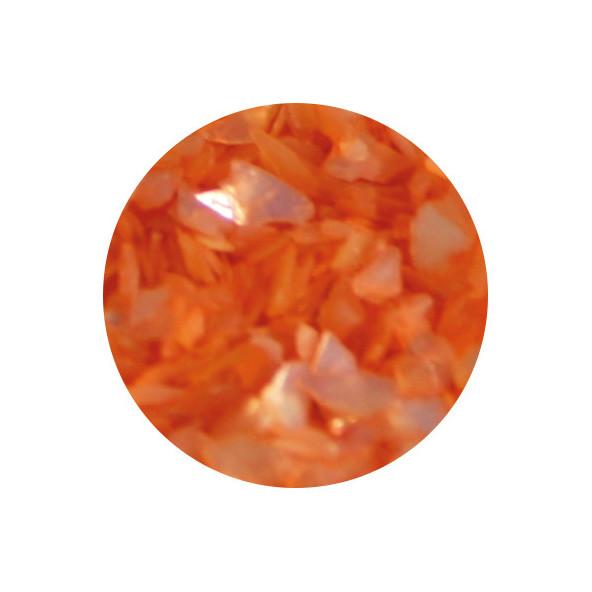 conchas-naranja-1-by-Fantasy-Nails